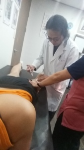 Hamstring Injections