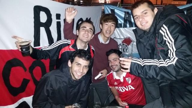 River Plate Fans Osaka