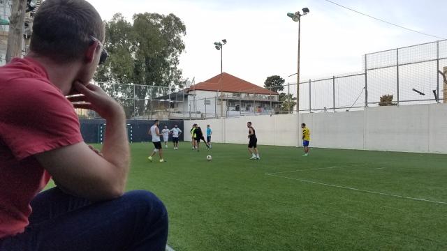 soccer-field-in-haifa