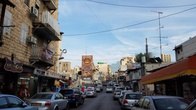 street-in-haifa