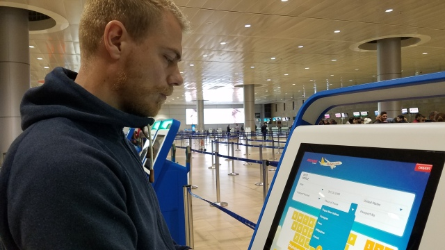 checking-in-at-the-airport